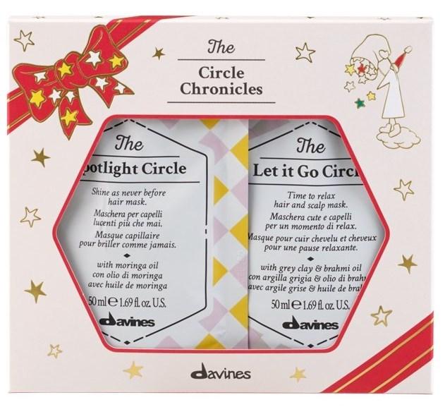 ダヴィネス2019年クリスマスコフレ:サークルクロニクルズ ツヤ髪 セット