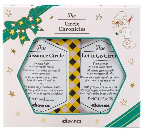 ダヴィネス2019年クリスマスコフレ:サークルクロニクルズダメージケアセット